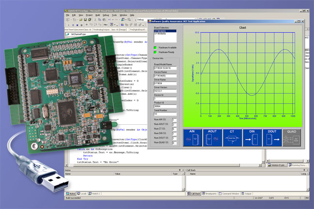 data acquisition system atex